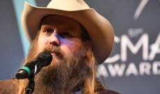 CMAs clean sweep for Chris Stapleton? Find out who could stop him from going 5-for-5